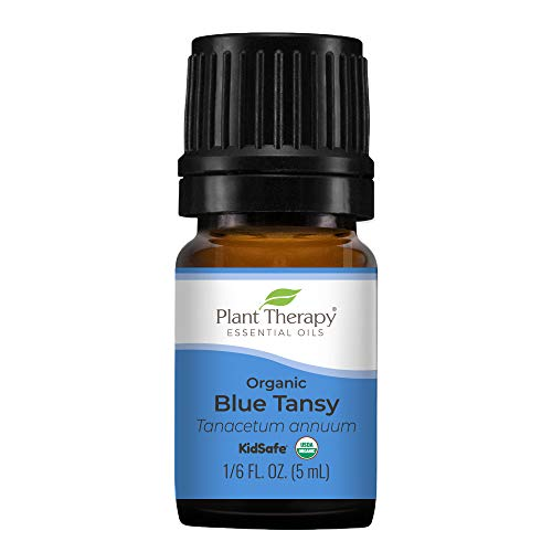 Blue Tansy Organic Essential Oil