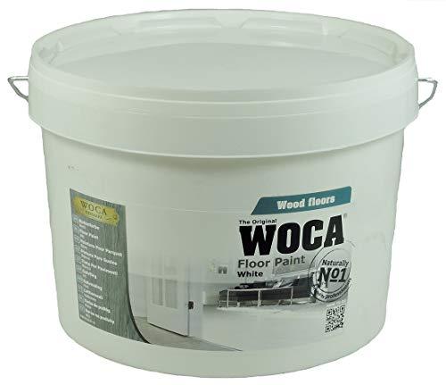 Woca-Pintura para parqué, color blanco