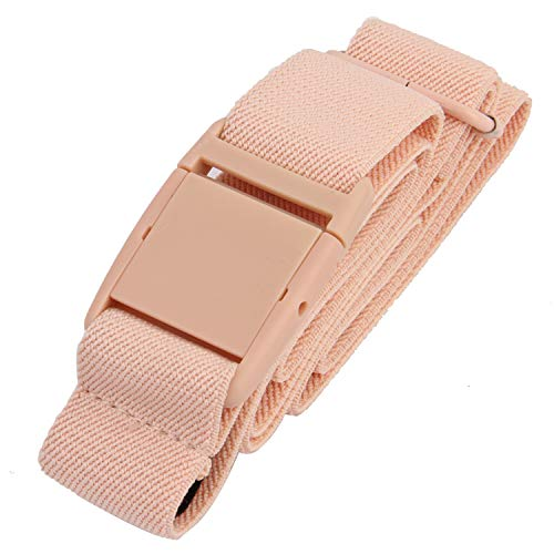 Gelante Women Invisible Belt - Elastic Adjustable Slimming No Show - 2045-Pink(0-14)
