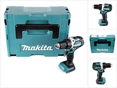 Makita DDF 484 ZJ 18 V Akku Bohrschrauber Brushless 54 Nm Solo im Makpac ohne Akkus und Ladegerät