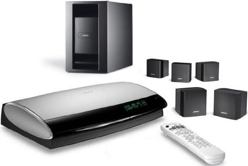 Bose Lifestyle 18 Black Series III DVD Home Entertainment System