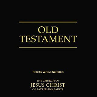 The Old Testament audiobook cover art