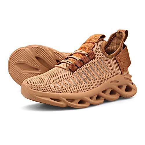 Bambini Formatori Ragazzi Ttraspirante Stradali Running Shoes Unisex Ragazze Leggero Sneakers 26-39 EU