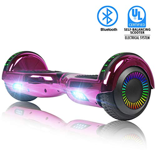 FLYING-ANT Hoverboard 6.5' UL 2272 Listed Self Balancing Wheel Electric Scooter Black