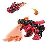 VTech- Switch & go Dinos Raudo, T-Rex. Dinosaurio transformable en vehículo, Color (3480-537922)