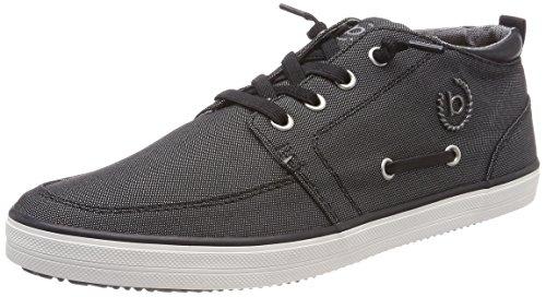 bugatti Herren 321502026900 Sneaker, Schwarz, 42 EU
