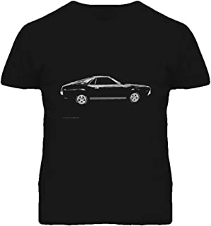 1968 AMX Side View Car Lover Gift Enthusiast T Shirt