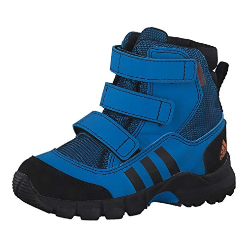 adidas Kinder Winterstiefel CW Holtanna Snow CF I Bright Blue/Core Black 27