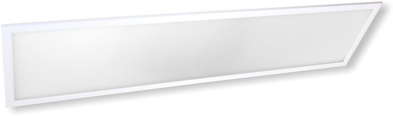 Summit LED Panel 1195x295x12mm, 55W, 6000K, inklusive externem Treiber