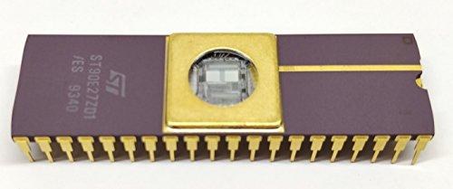 1 Stück ST90E27ZD1   16K EPROM   HCMOS MCU mit RAM   DMA Controller   CDIP40-W Keramik Gehäuse