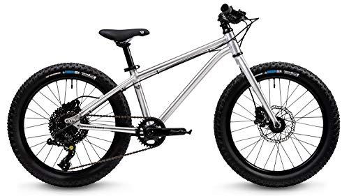 EARLY RIDER Seeker - Bicicleta infantil (20), color plateado