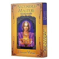 jokeWEN Ascended Master Tarot アセンデッドマスターズオラクルカード英語版44-カードデッキタロットボードゲームフレンズパーティー