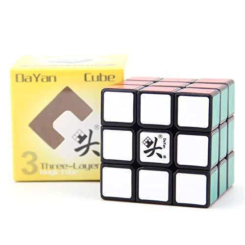 AKDSteel Guhongv2 3 x 3 cubo de velocidad rompecabezas juguetes niños niños alivio del estrés 5,7 cm, exquisito regalo para ocasiones importantes