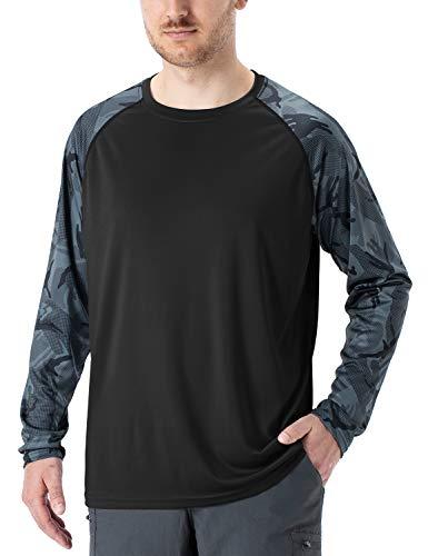 NAVISKIN Camiseta Deportiva Protección UV UPF 50+ Manga Lar