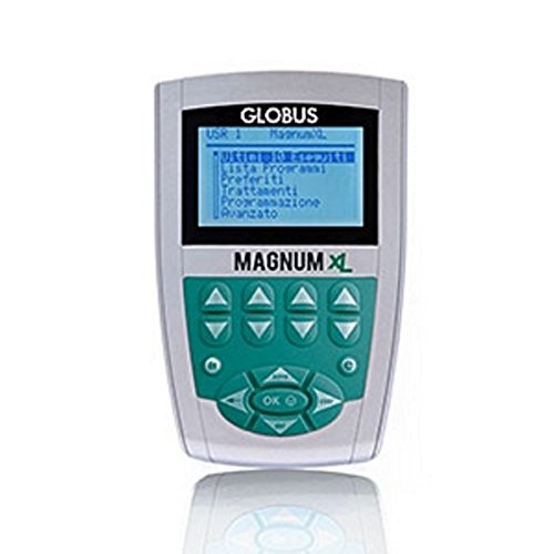 MAGNUM XL GLOBUS MAGNETOTERAPIA - 400 GAUSS - 2 CANALI - 26...