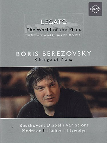 Boris Berezovsky - Change of Plans