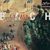J. S. Bach: Orchestral Suites No. 1 3 & 4 (2001-02-27)