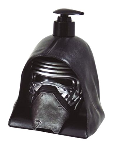 Star Wars Kylo Ren Gel de Baño y Champú - 500 ml