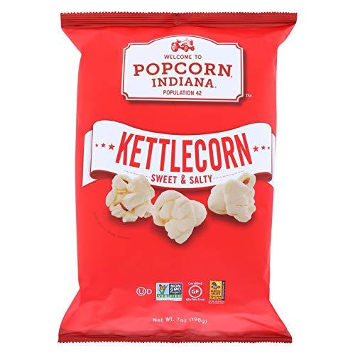 Sale!! Popcorn Indiana P.I. Kettlecorn Swt/Slty 7 Oz