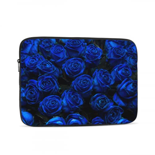 Cover MacBook Air 13 Dark Blue Spring Fragrant Flower Mac Cover Multi-Color & Size Choices 10/12/13/15/17 Inch Computer Tablet Briefcase Carrying Bag