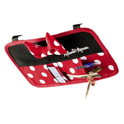Amazon.com  BONFORM storage pocket for (Bonn form) car Disney Minnie housed sun  visor 7486-04BK  Automotive d556d4ba3fc