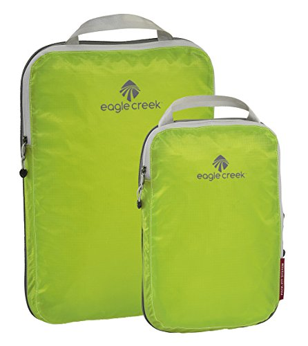 Eagle Creek Pack-it Specter Compression Cube Set, Strobe Green