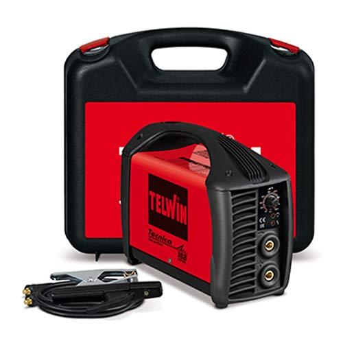 Saldatrice Inverter TELWIN TECNICA 188 MPGE 230V + accessori e valigetta - art. 816212