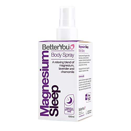 Magnesium Sleep Oil Goodnight Body Sp