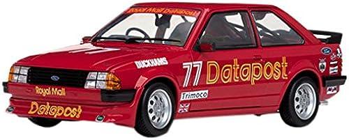 comprar nuevo barato Sunstar 1 18 - 4964 Ford Escort MK3 RS1600i    77 Richard LONGMAN 1984 BSCC  muchas concesiones