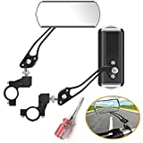 Best Bicycle Mirrors - Bike Mirrors Handlebar Rearview Mirror, Bicycle Mirrors Review
