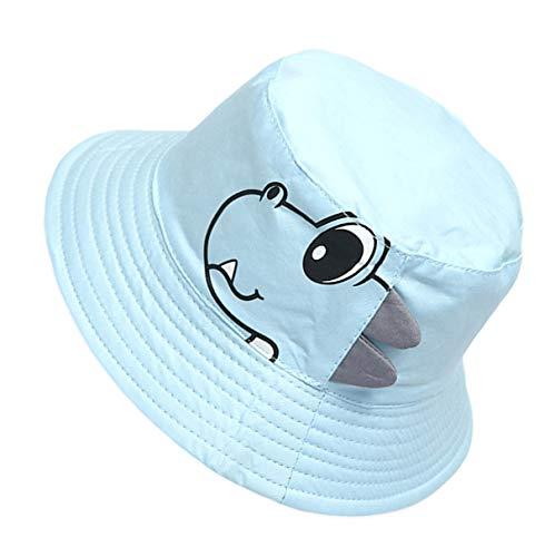 OKWIN Kleinkind Baby Eimer Hut Breiter Krempe Sommer Spielen Cap Sonnenhut Jungen Floppy Hut
