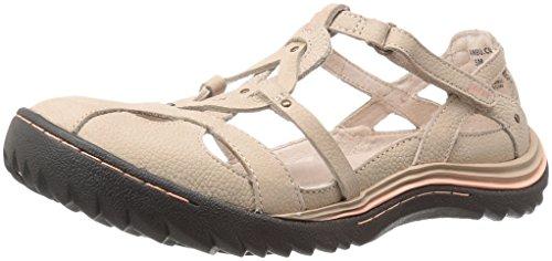 Jambu Women's Spain Walking Shoe, Taupe, 9 M US