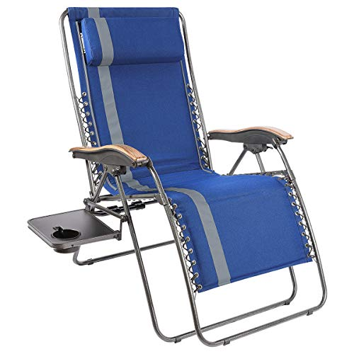 PORTAL Oversized Padded Zero Gravity Chair