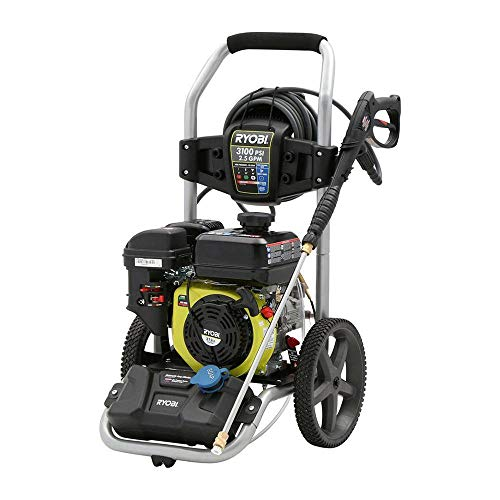 Ryobi 3100-PSI 2.5-GPM Gas Pressure Washer with Idle Down