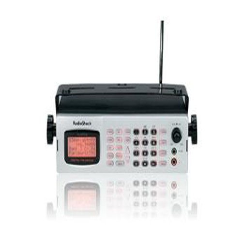 Remanufactured RadioShack PRO-2096 5500-Channel Digital Trunking Scanner