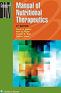 Manual of Nutritional Therapeutics (Lippincott Manual Series)