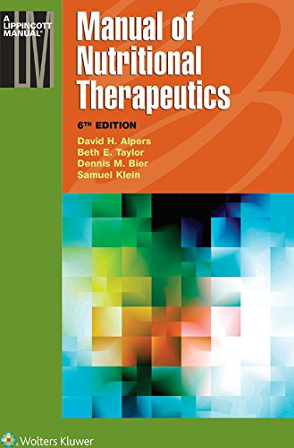 Manual of Nutritional Therapeutics (Lippincott Manual Series) (English Edition)