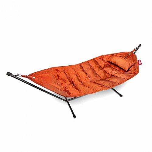 Fatboy® headdemock incl. Rack & Pillow orange