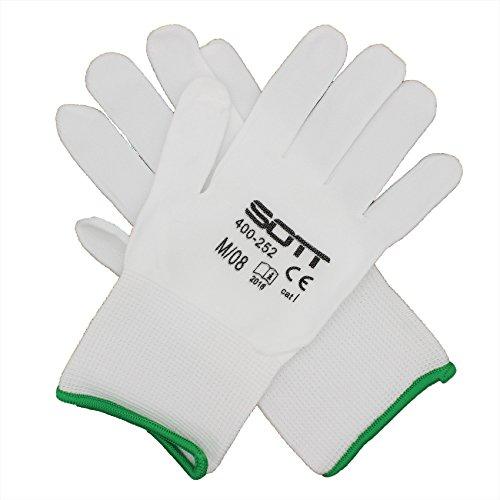 Sott Profi Applikationshandschuh für Car Wrapping Größen: M, L, XL (M)