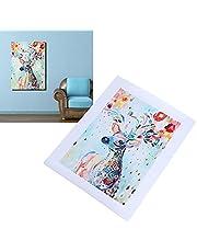 Malarstwo ścienne, płótno bezramowe malarstwo dekoracyjne wysokiej rozdzielczości jasne kolory wykwintne wykonanie do salonu sypialnia, biuro, hotel, kawiarnia