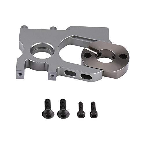 Suchinm RC Auto Motorhalterung, CNC Aluminiumlegierung Motorhalterung Halter Teil Zubehör für 1:10 RC Auto Modell