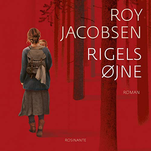 Rigels øjne cover art