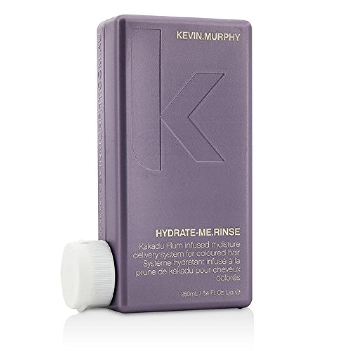 カメ島図書館ケヴィン マーフィー Hydrate-Me.Rinse (Kakadu Plum Infused Moisture Delivery System - For Coloured Hair) 250ml/8.4oz並行輸入品