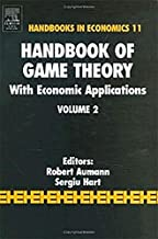 Handbook of Game Theory with Economic Applications: Volume 2