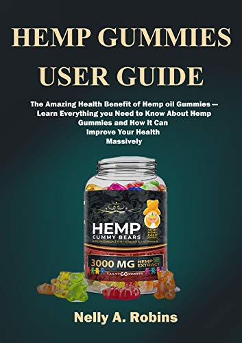 Hemp Gummies User Guide : The Amazing...