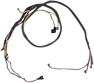 Complete Tractor 1100-0584HN Wiring Harness, Black