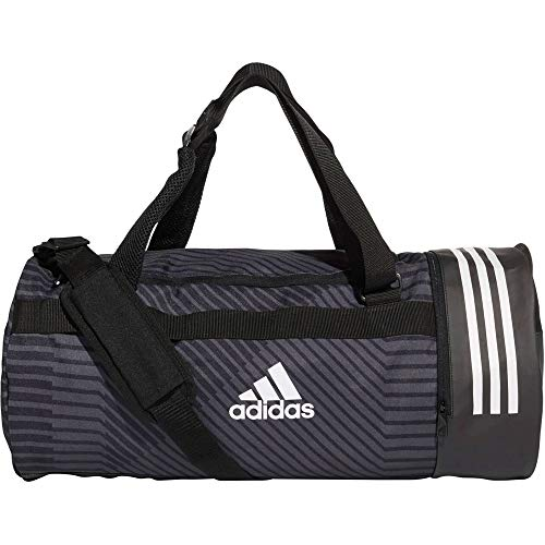 adidas Training Sporttasche, 53 cm, 37.3 Liter, Black/Grey/White