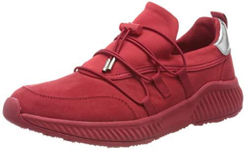 s.Oliver Damen 5-5-23682-34 Sneaker, Rot (Red 500), 40 EU