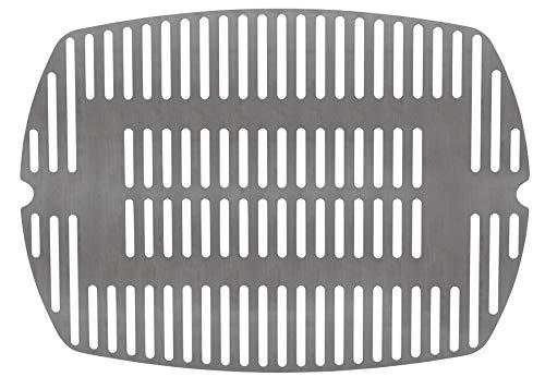 ELITE BBQ Edelstahl Grillrost Ersatzrost passend für Weber Q200 Q220 Q240 Q2000 Q2200 Q2400