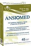 Ansiomed 45 Comprimidos de Bioserum - Combate la Ansiedad de forma natural
